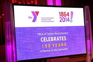 Saint-Gobain supports the YMCA of Central Massachusetts