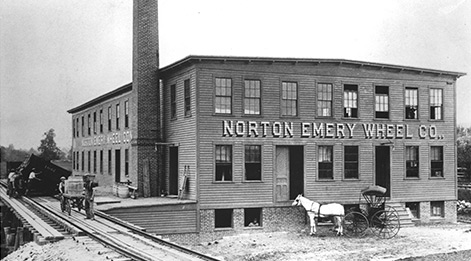 Norton Emery Wheel Company