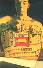 Vintage CertainTeed ad