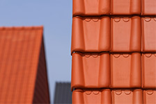 CertainTeed clay roof tile