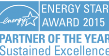 ENERGY STAR AWARD 2015, Partner of the Year Sustained Excellence